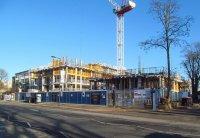 plac budowy